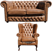 Designer Sofas 4 U - Chesterfield Heaton 2 Seater