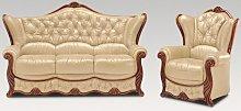 Designer Sofas 4 U - Christina 3 Seater + Armchair