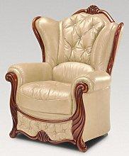 Designer Sofas 4 U - Idaho Armchair Genuine