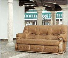 Designer Sofas 4 U - Oropesa Genuine Italian Sofa