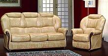 Designer Sofas 4 U - Ravenna 3 Seater + Armchair +