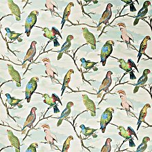 Designers Guild Parrot Aviary Furnishing Fabric