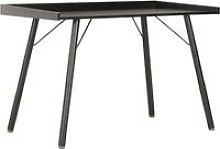 Desk Black 90x50x79 cm