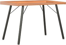 Desk Brown 90x50x79 cm