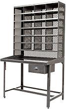 Desk by Tolix Metal