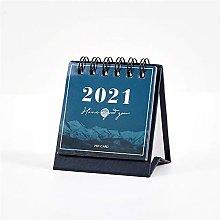 Desk Calendar 2021 Sun Moon Desk Calendar Desktop