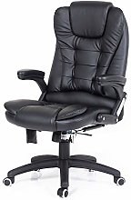 Desk Chair,Black Executive Office Chair with 6