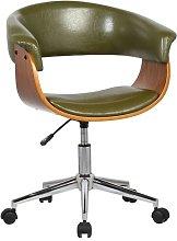 Desk Chair Corrigan Studio Colour (Upholstery):