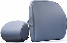 Desk Chair CushionCar Lumbar Support Pillow