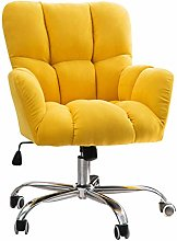 Desk Chairs Office Swivel Comfy Padded Swivel