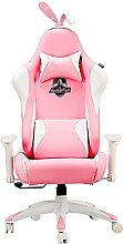 Desk Chairs Pink Girl Game Chair Gaming Chair for