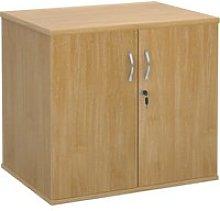 Desk End Cupboards, Oak