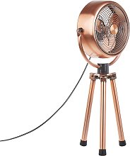 Desk Fan ø 12ʺ Copper DARENT