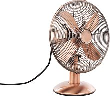 Desk Fan ø 14ʺ Copper WENSUM