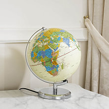 Desk Globe Adelmo Luminous Globe Multicolour