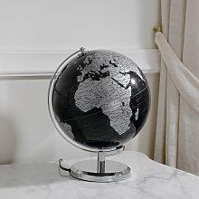 Desk Globe Magno Luminous Globe Black