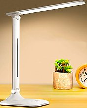 Desk lamp LED Dimmable 3 Color Table lamp with
