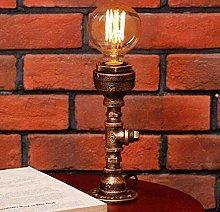 Desk Lamp Retro Industrial Style Plumbing Light