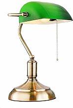 Desk Lamps Traditional Banker Lamp Table Lamp
