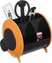 Desk Organiser Set Symple Stuff Colour: Orange