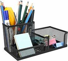 Desk organizer, Powcan pen holder, pen holder made