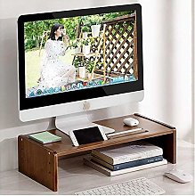 Desk Shelves Computer Monitor Riser Stand with