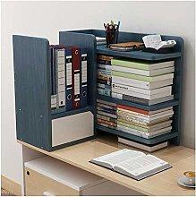 Desk Shelves Creative Desktop Bookshelf Bookcase