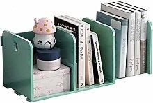 Desk Shelves Expandable Desktop Bookshelf Desk