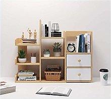 Desk Shelves Multifunctional Desktop Bookshelf