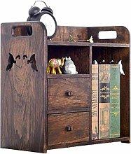 Desk Shelves Multipurpose Desktop Bookshelf Desk