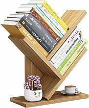 Desk Shelves Tree Desktop Bookshelf Desktop