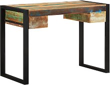 Desk Solid Reclaimed Wood
