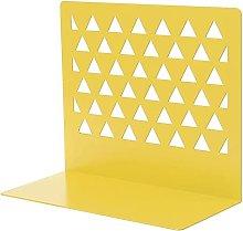 Desk storage Bookends for Shelves Decorative,