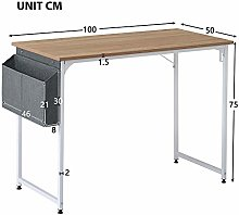 Desk Table Student Study Table Writing Desk PC