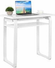 Desk Wooden Computer Table Workstation Laptop