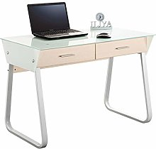 Desks Computer Tempered Glass Computer Home Simple