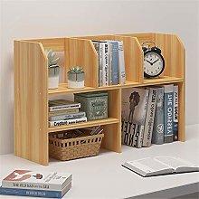 Desktop bookcase Desktop Display Shelf Rack