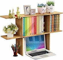 Desktop bookshelf Book Storage Organizer Display