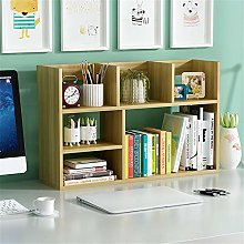 Desktop bookshelf Desk Storage Organizer Desktop