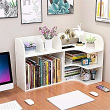Desktop bookshelf Desktop Display Shelf Rack