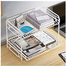 Desktop Bookshelf Iron Desktop Bookshelf Desk
