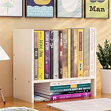 Desktop bookshelf Small Bookshelf Counter Top