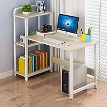Desktop Computer Table,Office Desk with Storage