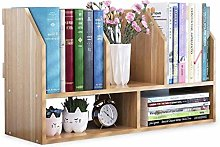 Desktop Shelves Multi-function Desktop Bookshelf