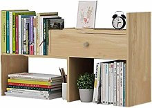Desktop Stationery Storage Box Desktop Bookshelf