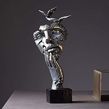 Desktop statues Resin Statues Abstract Sculpture