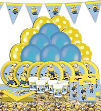 Despicable Me Minions Ultimate Party Pack
