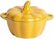 Dessert platePumpkin Cup Small Bowl Ceramic with