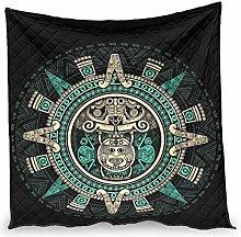 Dessionop Native Tribal Jaguar Warrior Folklore