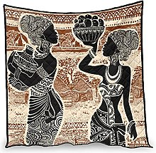 Dessionop Old African Women Folklore Print Day Air